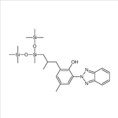 甲酚曲唑三硅氧烷